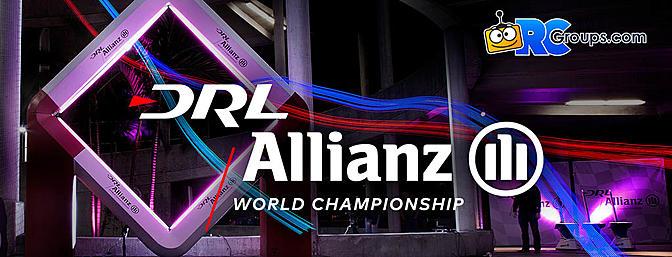 DRL Allianz Drone Racing World Championship