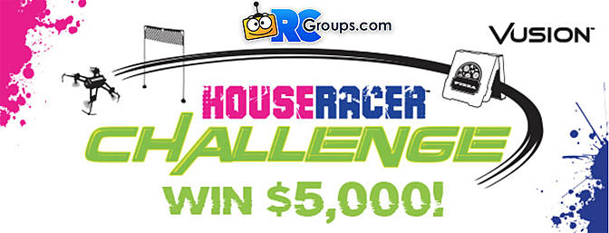 Vusion House Racer Challenge - Win $5000!