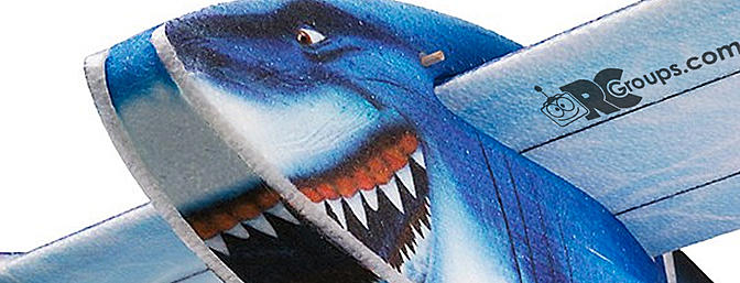 H-King Glue-N-Go Series EPP Shark