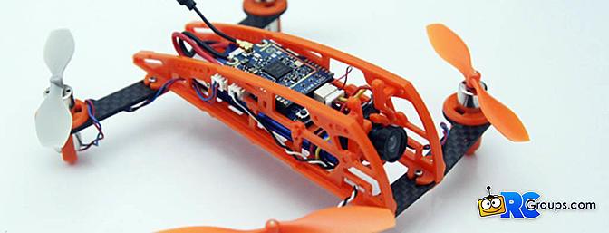 Boecon 120 Micro FPV Drone