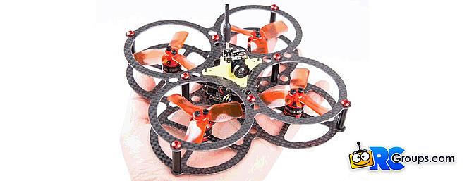 GotHeli RC iFlight iX2 90mm Brushless Racing Drone