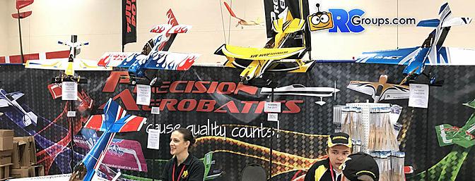 Precision Aerobatics Toledo Show 2017