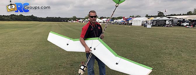 Laine's Planes Custom Glider