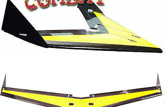 Special combat Zagin flying wing