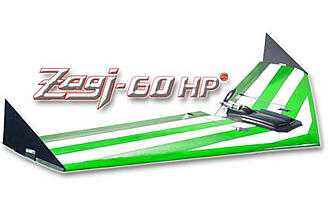 Large electric wing, the Zagi-HP