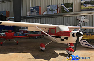 The Carbon-Z Cessna is a big hit on the e-line