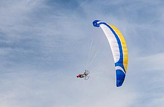 The Opale Hybrid 5.2 Paraglider Wing