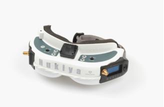 Holybro Hukiya Fatshark Module installed, Goggles not included