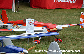 The Revolver is a hot sport plane for flying aerobatics