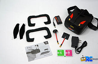 Review Eachine VR D2 Pro FPV Goggles Mini Review RC Groups
