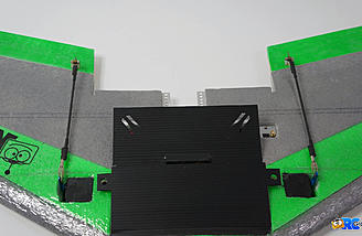 Pushrods installed