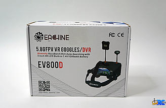 EV800D box art