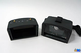 The faceplate separates from the screen to make these a 2n1 design