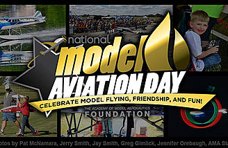 National Model Aviation Day