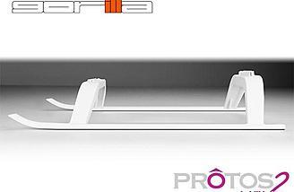 Protos Max V2 White Gorilla Landing Gear