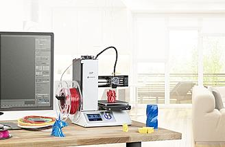 Budget 3D printer with nice features