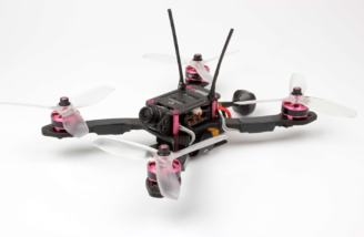 Receiver ready and pre-built mini quad