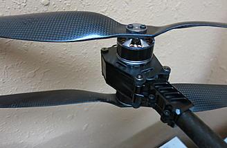 X8 Motor configuration
