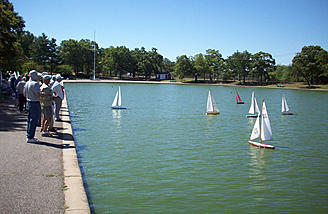 Eisenhower Park RC Sailboat Club