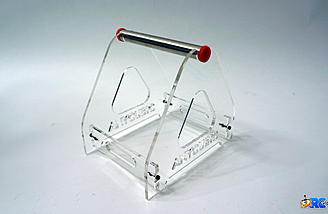Filament spool holder assembled