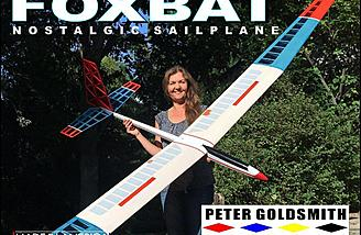 Peter Goldsmith Designs Foxbat Sailplane Kit - RC Groups
