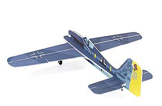 Fw 190 Glue-N-Go Foamboard Kit
