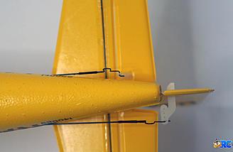 Tail pushrods