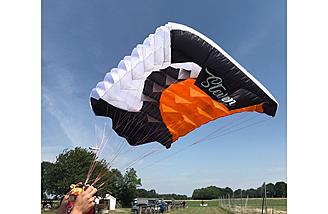 RC Skydiver Parachute Wing