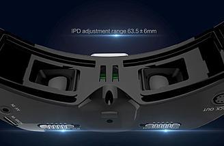 Adjustable IPD Range