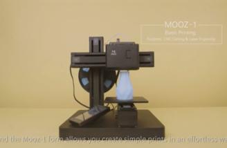 Mooz 1 3D Printer