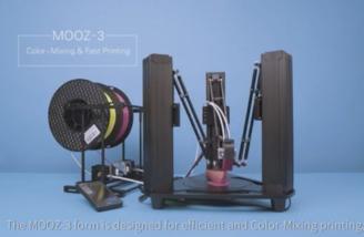 Mooz 3 3D Printer