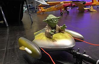 Even Yoda races