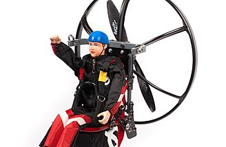 Realistic Scale Paramotor