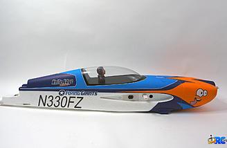 Extra 330LX fuselage