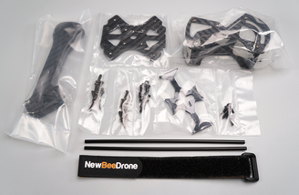 Quality parts ready to build