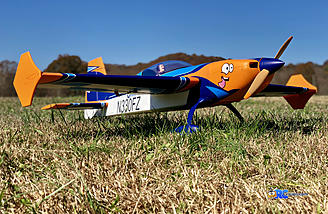 A great looking Extra 330