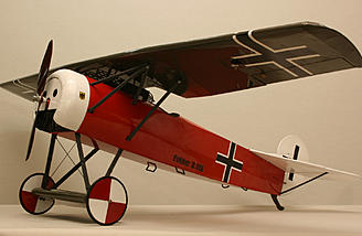 eStar Fokker D.VIII Kit