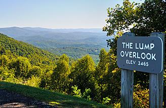 The Lump Overlook