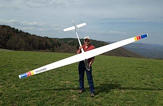 An amazing place to fly sailplanes