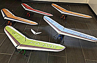 Wilco 1.3 RC Hang Glider