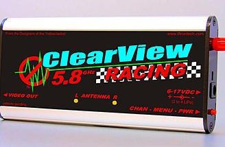 All the benefits of the Clearview receiver