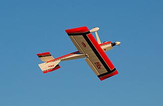 Sport Aerobatics and 3D Flight Capable