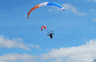 Come fly and hang with para enthusiasts