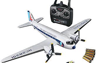 DC-3 Airliner Micro RTF