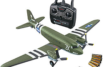 C-47 RTF Micro Airplane