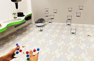 Human Media Labs LEGO Drone Controller