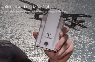 LeveTop Folding Drone