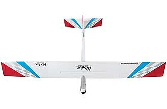 "100"" Wingspan for Soaring"
