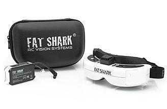 Fatshark Dominator HDO OLED Goggles