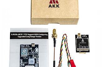 AKK X2 Contents